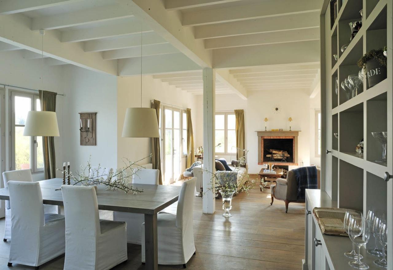 Magnifique propri t darblay wood au calme proche de pont for Salon gastronomie pont l eveque